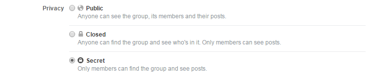 Secret Group